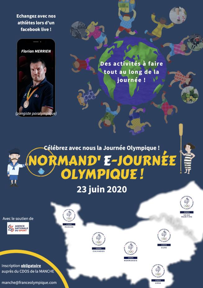 La Journée Olympique - 23 Juin 2020